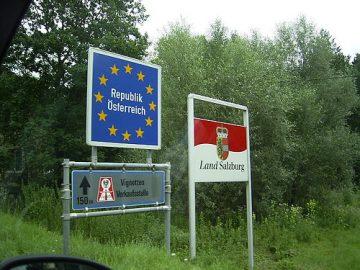 Infos zur Autobahn-Maut in Österreich