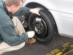 Reifenwechsel leicht gemacht - hier die Anleitung