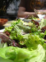 Salat frisch halten - so geht´s