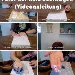 Fotos auf Holz übertragen (Videoanleitung)