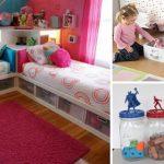 25 DIY-Ideen für die Spielzeugaufbewahrung im Kinderzimmer, die alle Eltern sehen sollten