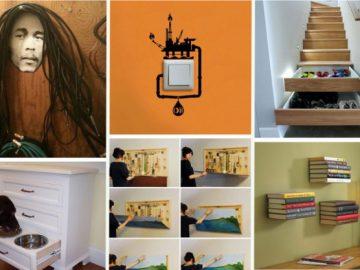 16 kreative Ideen, wie man Sachen im Haushalt pimpen kann, damit sie besser aussehen