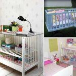 27 Inspirationen zum Upcycling von Kinderbetten