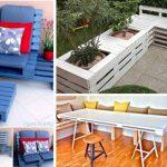 35 simple und praktische DIY-Ideen für Paletten-Objekte, die jeder bauen kann