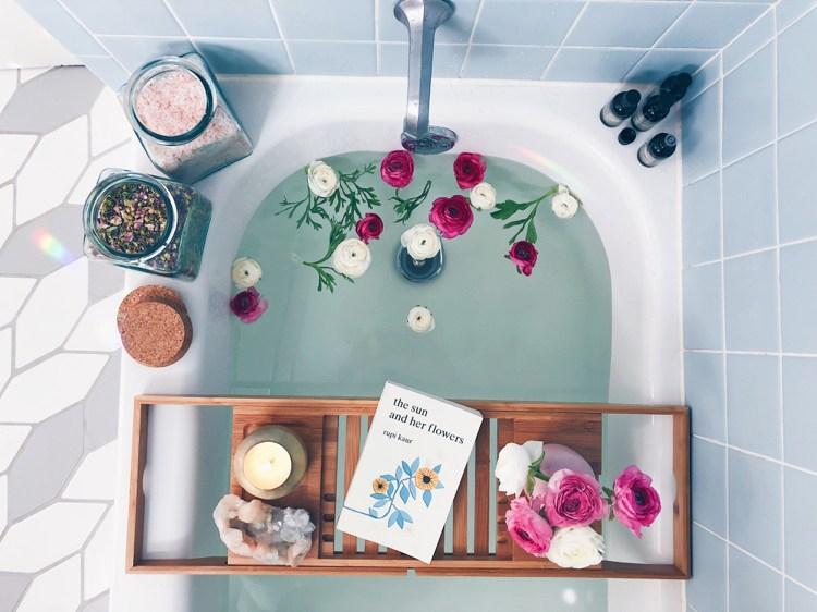 Bad Duft selber machen Rezept für Raumlufterfrischer
