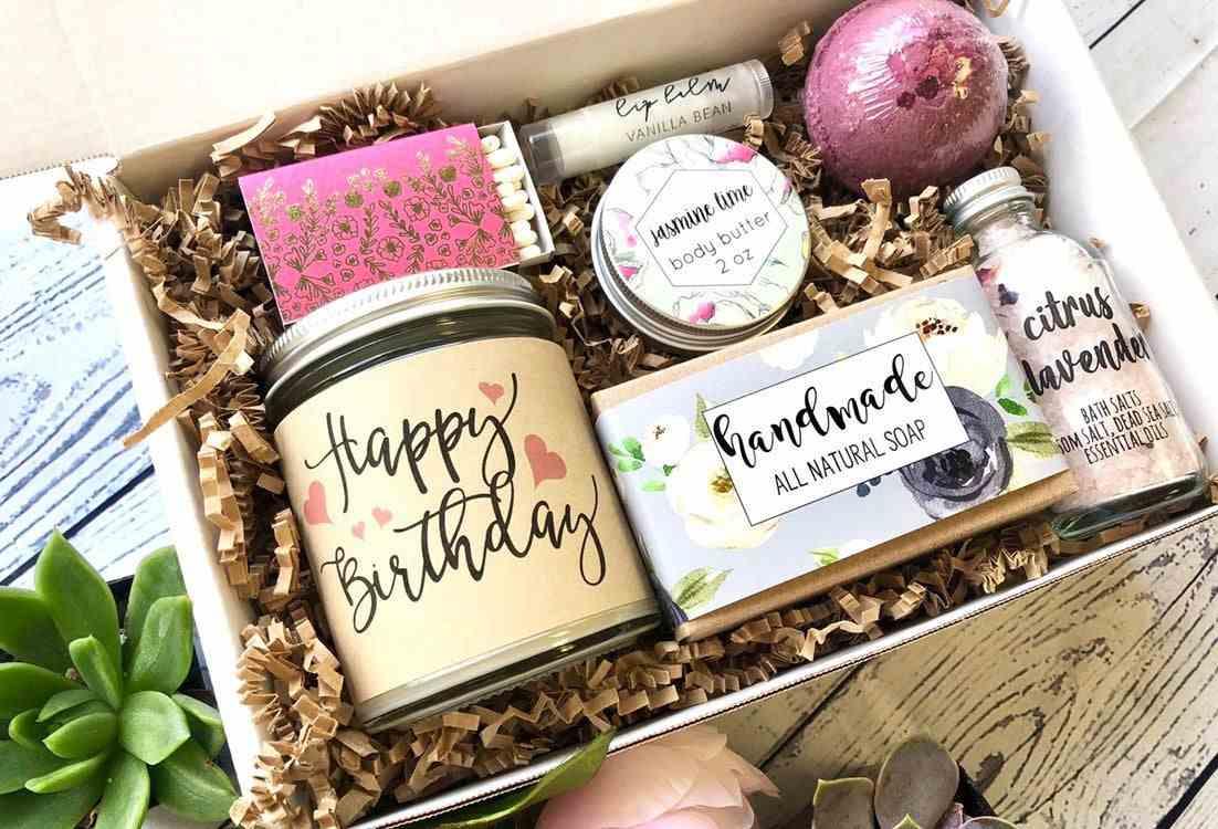 Geschenkbox für Freundin - 40 tolle und kreative Ideen und