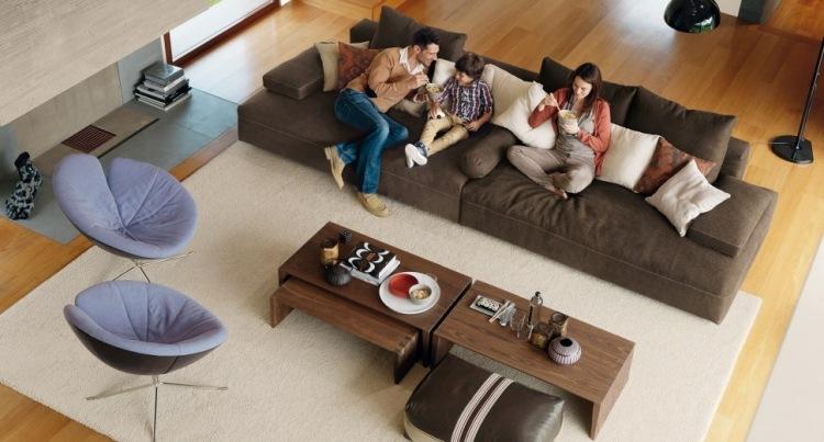 modernes-grosses-sofa-braun-Desiree-divani