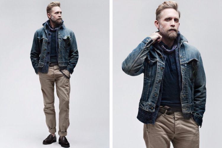 Undercut Männerfrisuren - ein Symbol für moderne